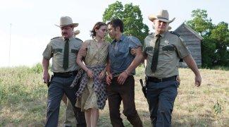 Affiche du film : Les Amants du Texas