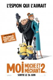 background picture for movie Moi, moche et méchant 2