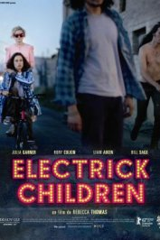 background picture for movie Electrick children