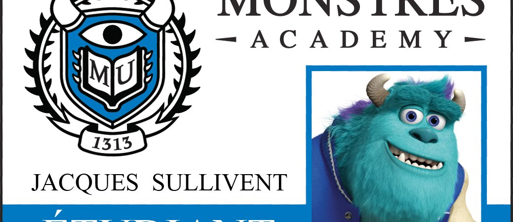Photo du film : Monstres Academy