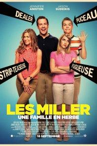 Affiche du film : Les Miller, Une famille en herbe
