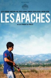 background picture for movie Les Apaches