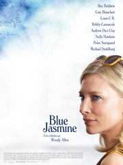 Affiche du film : Blue Jasmine