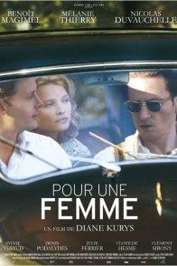 Affiche du film : Pour une femme