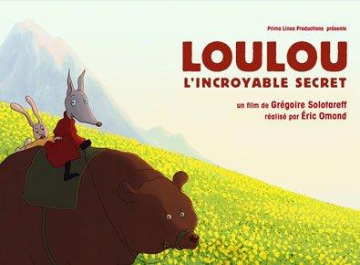 Photo du film : Loulou, l'incroyable secret