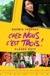background picture for movie Chez nous c'est trois !