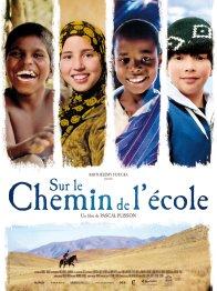 Affiche du film : Sur le chemin de l'école