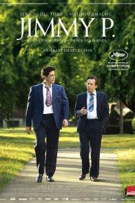 Affiche du film : Jimmy P. (Psychothérapie d'un indien des plaines)
