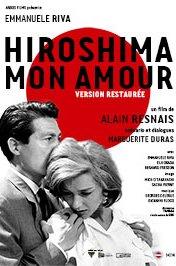Affiche du film : Hiroshima mon amour