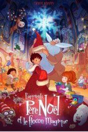 background picture for movie L'Apprenti Père Noël et le flocon magique