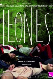 background picture for movie Leones