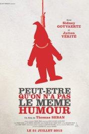 background picture for movie Peut-être qu'on n'a pas le même humour
