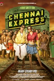 background picture for movie Chennai Express