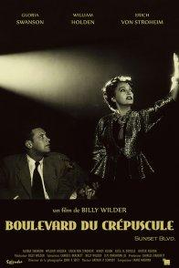 Affiche du film : Boulevard du crépuscule