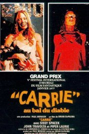 background picture for movie Carrie Au Bal Du Diable