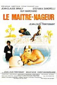 Affiche du film : Le maître nageur