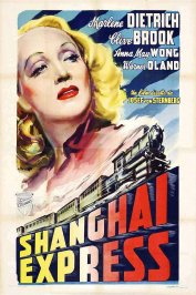 background picture for movie Shanghai express