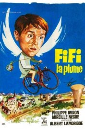 background picture for movie Fifi la plume