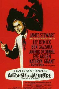 Affiche du film : Autopsie d'un meurtre
