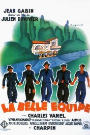 background picture for movie La belle equipe