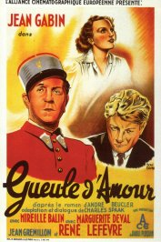background picture for movie Une gueule en or
