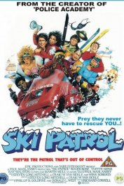 background picture for movie Ski patrol