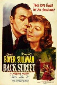 Affiche du film : Back street