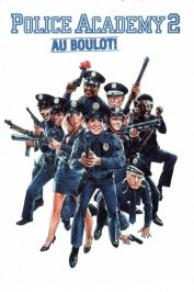 background picture for movie Police academy 2