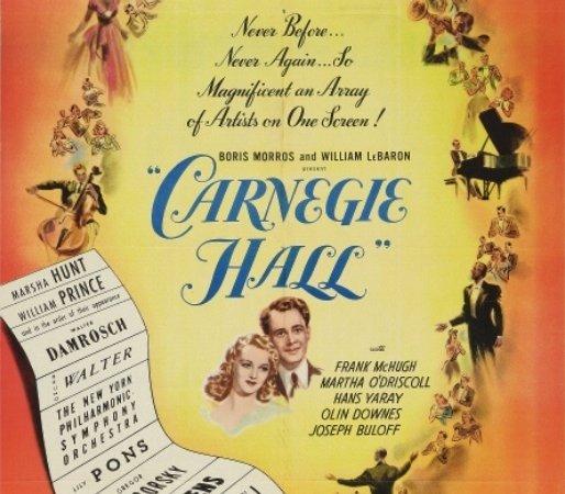 Photo du film : Carnegie Hall