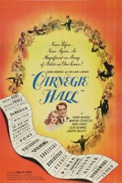background picture for movie Carnegie Hall