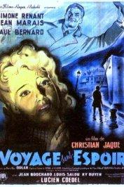 background picture for movie Voyage sans espoir