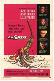 background picture for movie De sade