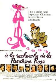 Affiche du film : A la recherche de la panthère rose