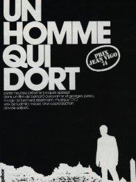 Photo dernier film Georges Perec