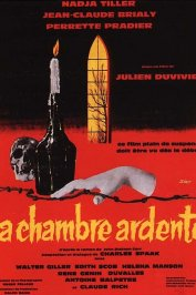 background picture for movie La chambre ardente
