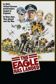 Affiche du film : L'aigle s'est envole