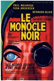 background picture for movie Le monocle noir