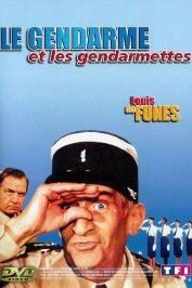 background picture for movie Le gendarme et les gendarmettes