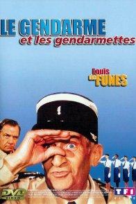 Affiche du film : Le gendarme et les gendarmettes