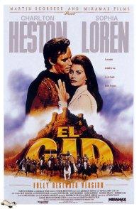 Affiche du film : Le cid