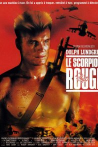 Affiche du film : Le scorpion rouge