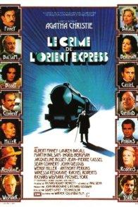 Affiche du film : Le crime de l'orient express