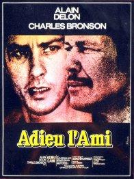 Affiche du film : Adieu l'ami