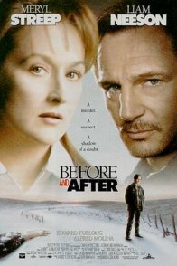Affiche du film : Before and after