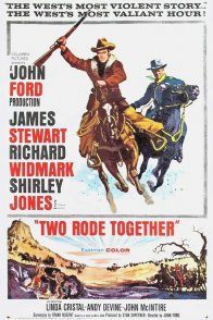 Affiche du film : Les deux cavaliers