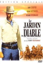 background picture for movie Le jardin du diable