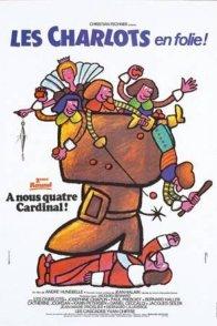 Affiche du film : A nous quatre cardinal