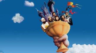Affiche du film : Monty Python, sacré Graal