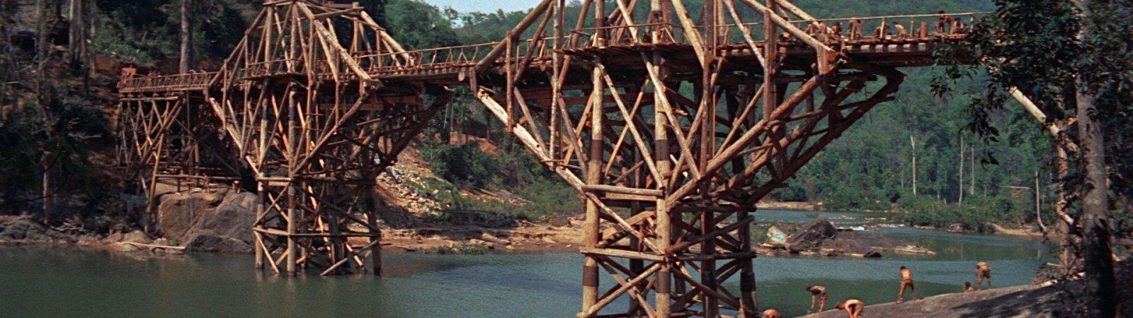 Photo du film : Le Pont de la rivière Kwai