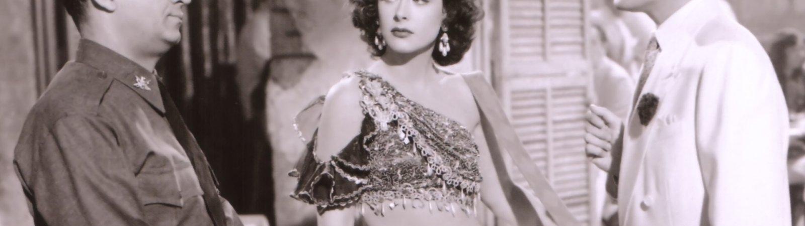 Photo du film : La dame sans passeport